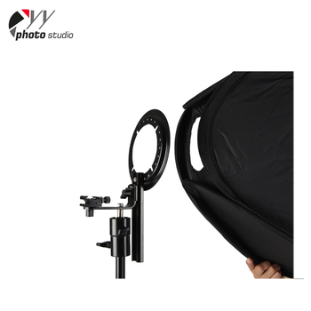 High quality photography accessories flash softbox with hot shoe mount