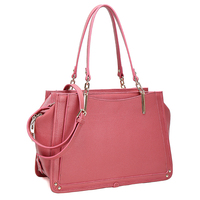 Manufacturer china elegance genuine leather handbags for women