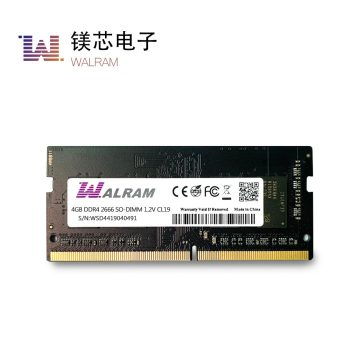 sodimm 4gb ddr4 2666 pc4 21300 for laptop ram memory