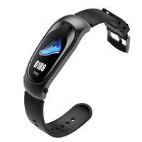 Fitness watch 2019 heartrate detection IP67 smart bracelet