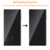 Laudtec Newest Eco-friendly Material Double Folding Screen Film For Samsung Galaxy Fold