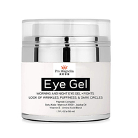 Eye Gel for Appearance of Dark Circles, Puffiness, Wrinkles and Bags
