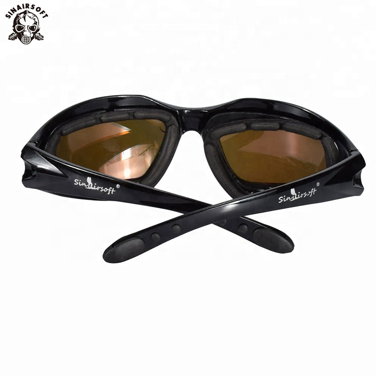 Sport sunglasses polarized tactical cycling glasses eyewear night vision glasses