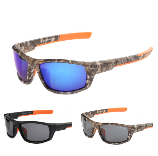 Polarized Outdoor Sports Sunglasses for Driving Fishing Hunting Reduce Glare