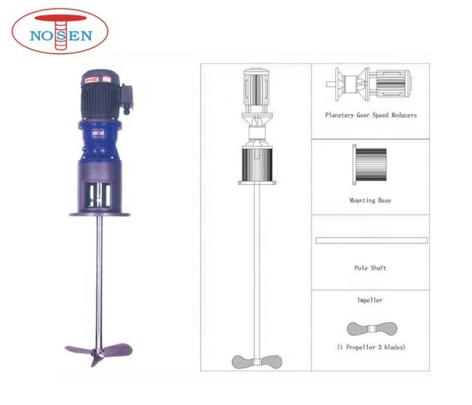 Electric Agitator Motor - Buy Electric Agitator Motor,Industrial  Agitator,Chemical Agitator Product on Alibaba com