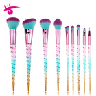 10 Years Professional Factory Free Sample High Quality Custom Logo Private Label Cosmetic Makeup Brush Set