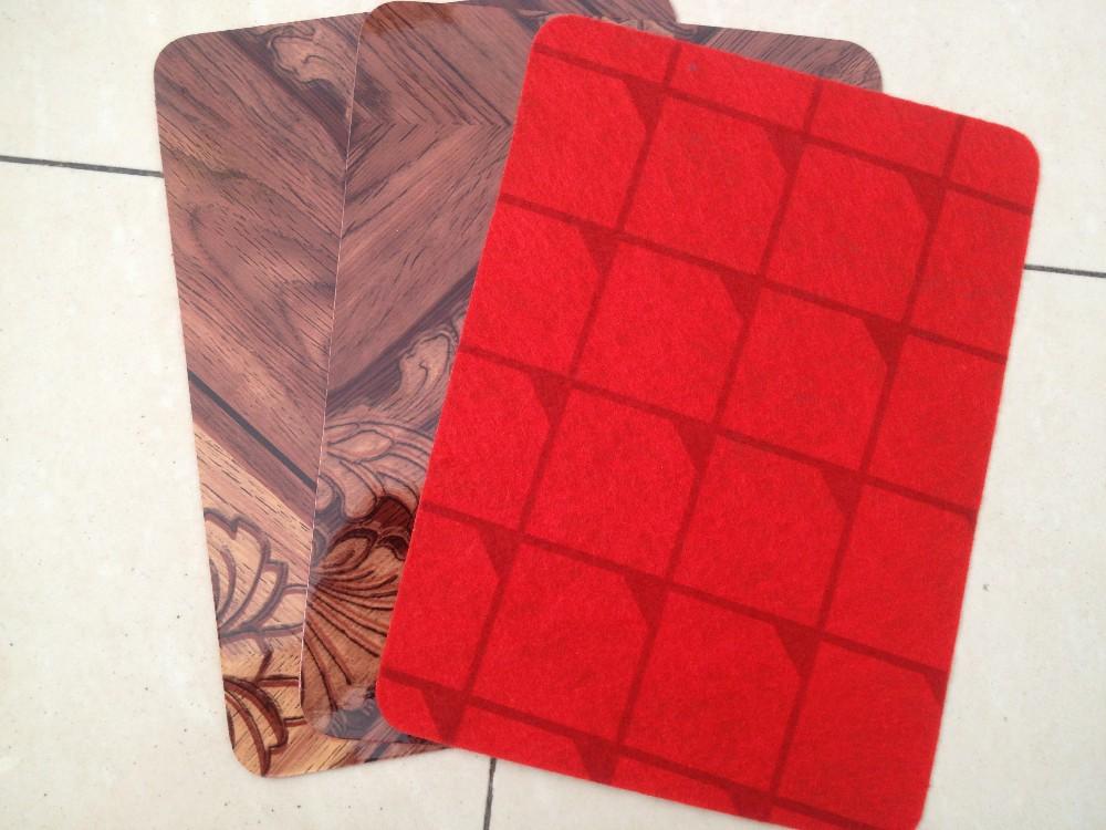 Vinyl Vloer Rood : Kleurrijke ontwerpen mm rood vilt terug pvc vloer vinyl vloeren
