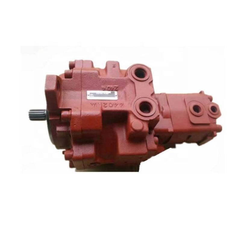 MITSUBISHI MM30SR-2 hydraulic pump ,NACHI PVD-1B-28L3DPS excavator main pump