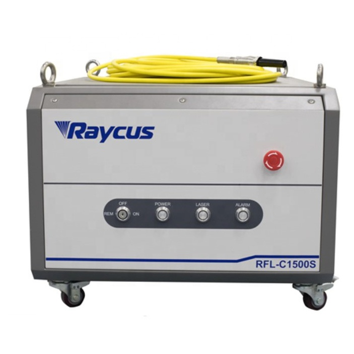Fiber <strong>laser</strong> power source for <strong>laser</strong> cutting machine Raycus 1500W RFL-C1500S