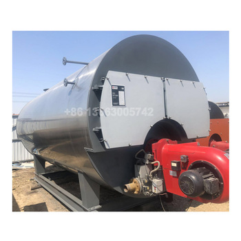 Small 1ton gas fired Steam boiler used for food industry