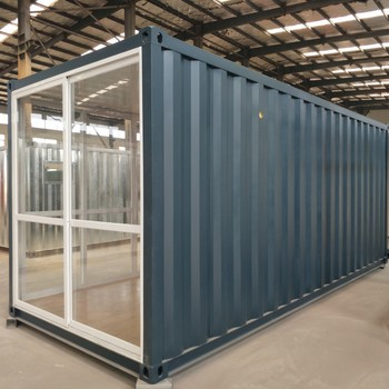 2018 New Design Fold Out houses for sale Mobile kitchen modular prefabricated finished indonesia container