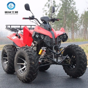 4 wheeler stroke water cooled Quad 4x4 ATV 250cc on