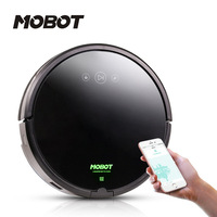JSD uv lamp anti-dropping dry wet mopping smart and intelligent cleaning robot for floor