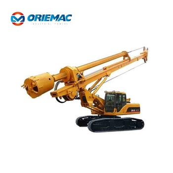SR265 SANY Rotary Drilling Rig Machine Price