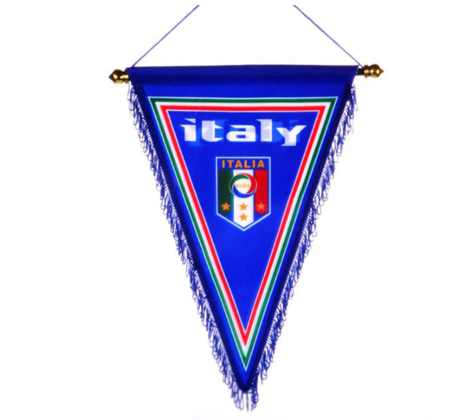 Different National Flags Football Pennant Triangle Decorative Hanging Banners Flags Small Football Pennant Buy Triangle Decorative Hanging