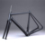 2018 Newest carbon frame cyclocross bicycle gravel bike frameset Thru Axle disc gravel carbon frame FM279