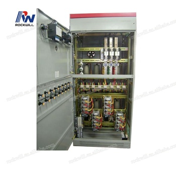 Reactive power compensation switchgear