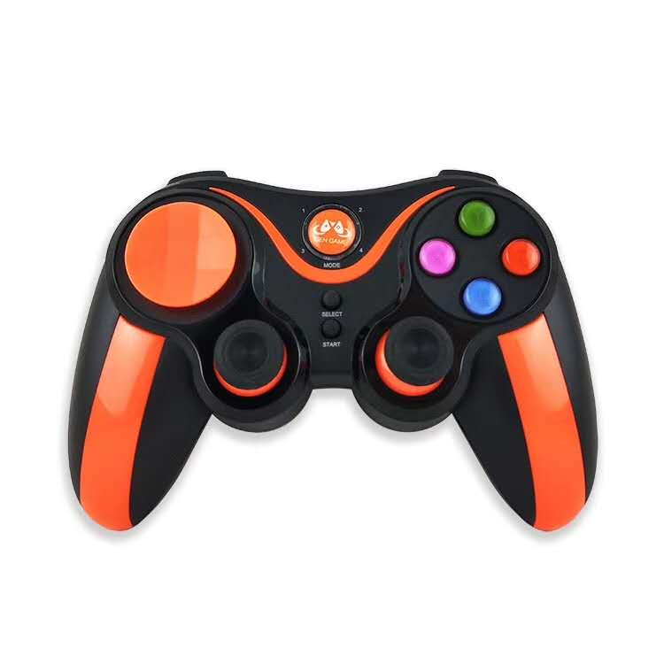 S5 Plus PC Android Gamepad Sem Fio Bluetooth Joystick Para iSO/Tablet/PC/TV box Game Controller