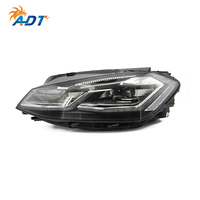 ADT aftermarket best selling led car replacement headlamp head light headlight assembly for golf7 MK7 golf7.5 MK7.5