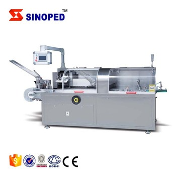 Full Automatic Toilet Laundry Soap Carton Box Packing Machine Cartoning Machine