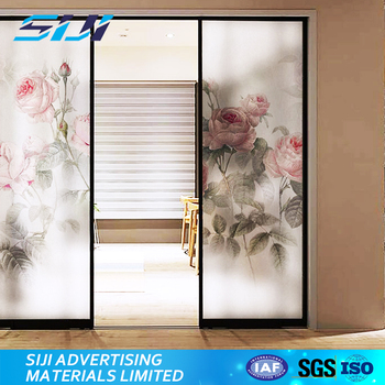 New Design Frost Decorative House Window Tinting Film decorative window film Prices