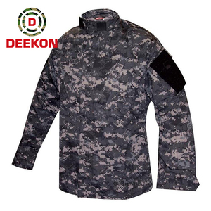 Military urban digital camouflage Nylon/cotton 50/50 army uniform ACU