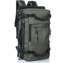 50L Grande Capacità Forte Impermeabile Professionale Trekking Escursione di Campeggio <span class=keywords><strong>Zaino</strong></span> Trekking sacchetto Esterno Del Sacchetto di <span class=keywords><strong>Duffle</strong></span>