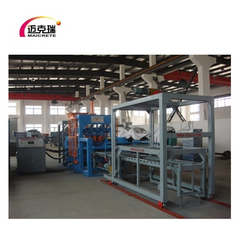hot sale making machine concrete block paver block machine
