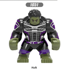 New! Super Heroes Big Figure Classic Anti Venom Hulkbuster Thanos Building Block toys children toys