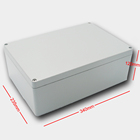 Sunyoung IP67 multifunctional dustproof dampproof aluminum precision instrument box with free sample
