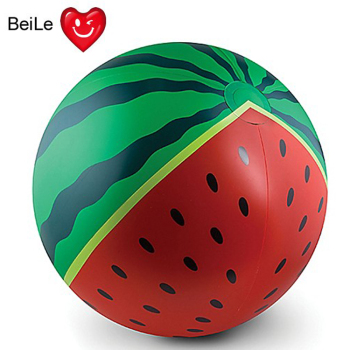 Customized popular pvc inflatable Watermelon ball