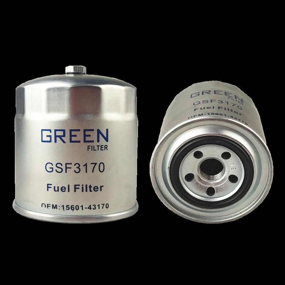 Fuel Filter Genuine Parts Used For Kubota Engine Parts 15601-43170  1560143170 Ff5282 P550048 Bf7528 33391 70000-43170 - Buy Filter,Diesel