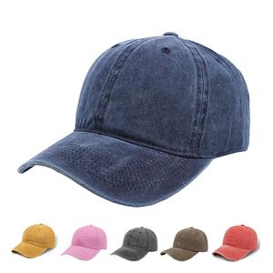 4c18229b4e01b cheap blank washed brushed cotton dad hat baseball cap