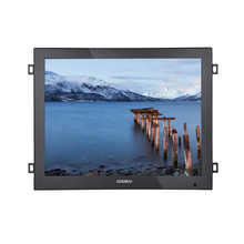 4:3 LED Praça 12.1 inch Open Frame Monitor LCD Industrial