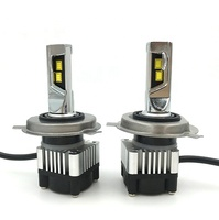XT6 Factory Supply Auto LED Headlights Car LED Light Bulb Auto Lamp 6500K CSP Cool White Top Quality H/L Beam H4 H13 9004 9007