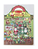 Myway Custom Creative Farm Reusable Kids Puffy Sticker Activity Book Set