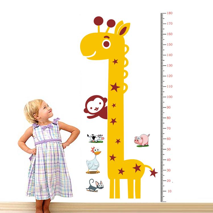 Ребенок меряет рост картинка