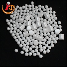 95% Zro2 Corrosion Resistance 1.0mm Ceramic Beads Cylinder Manufacturer Zirconia Grinding Media