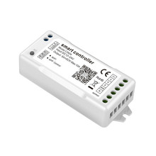 Ondersteuning Groep Controle <span class=keywords><strong>Timer</strong></span> functie Dimbare LED WIFI Controller