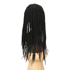 Braid Wig Braided Lace Wig Wholesale Cheap Box Braid Lace Wig For Black Women Afro Crochet Braid Wig
