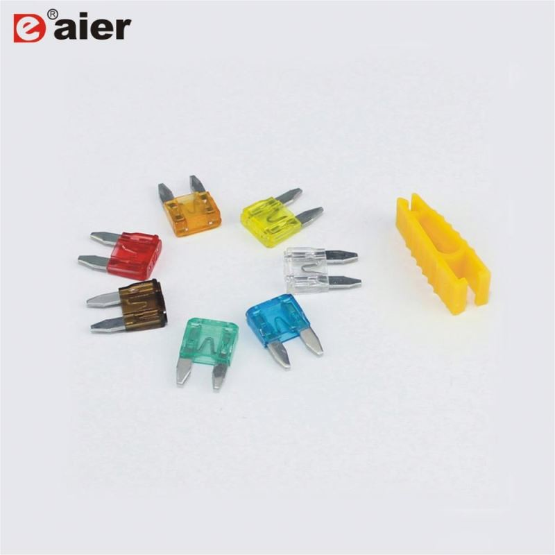 1A-6A 250V Sicherungen T Miniaturen Träge Littelfuse Fuse Radial Printsicherung