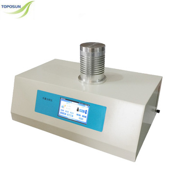 Thermogravimetric Analyzer, Thermogravimetry TGA DTG, TPS-TGA1450A, 0.1mg weighing resolution and 1450 degree