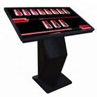 China wholesale 42 50 55 inch embedded computer excel/word 10 points touch 1920x1080 FHD board flat screen all in one