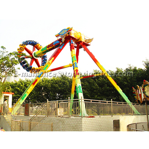 Exciting Theme Park Funfair Rides Big Pendulum, Swing Hammer ride