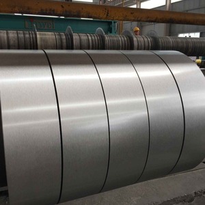 0.75*180MM little spangle Chinese Mill hot dipped cold rolled high zinc coated GI galvanized steel strips for steel frames use