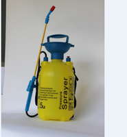 5L Sprayer Shoulder Pressure Spray for Garden