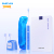sonic rechargeable electric toothbrush  adult soft bristle electronic toothbrushes foshan electrical toothbrush manufacturer