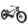 26 Inch Chopper Bike 500W Electric Fat Bike Beach Retro Bike Cruiser Electric Bicycle