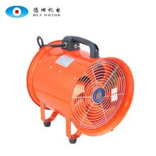 "8 ""(high) 저 (performance straight blade multi-방향으로 휴대용 air blower 환풍기 팬 에 Shenli"