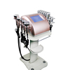 Portable ultrasound vacuum tripolar rf cavitation machine
